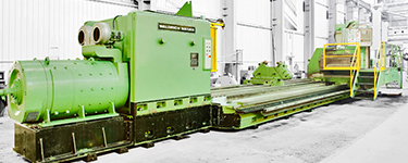 Roll lathes